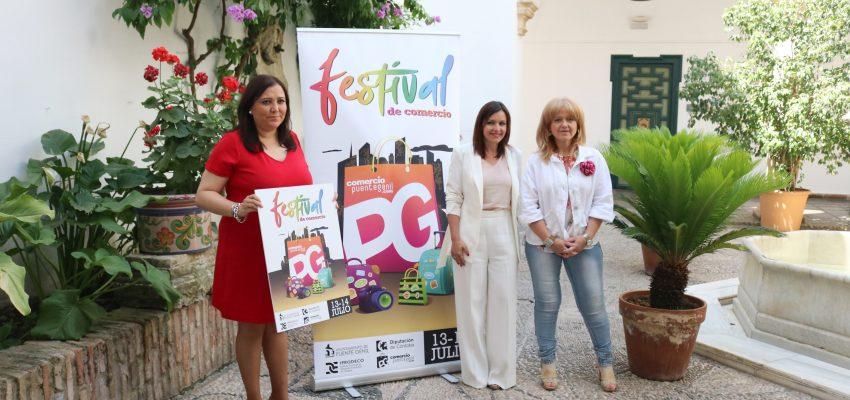 Presentación del I Festival de Comercio