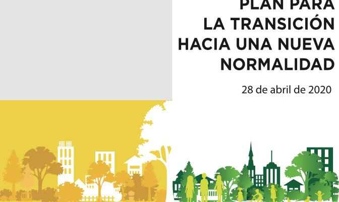 Plan para la transición hacia una nueva normalidad