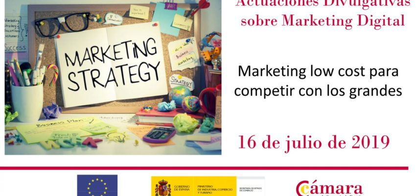 Marketing low cost para competir con los grandes